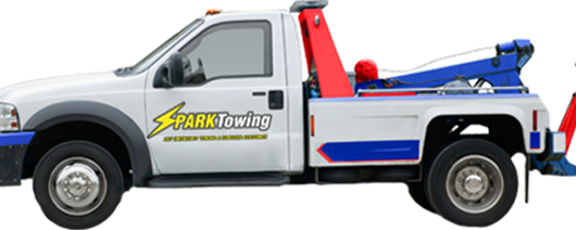 Wrecker Service in North Hollywood | Spark Towing