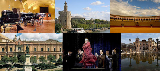 Museums in Seville for free, follow the map! | Bar Tapas Sevilla