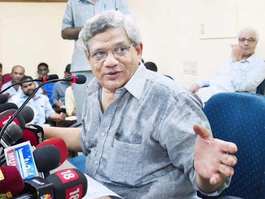 CPM on the verge of losing national party status, wrestling likely in party over alliance with Congress - The Economic Times