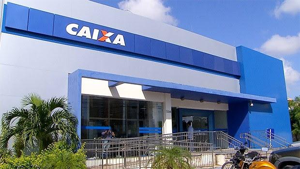Agência alvo dos criminosos fica na Av. Ayrton Senna, na Zona Sul de Natal (Foto: Reprodução/Inter TV Cabugi)