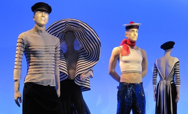 Jean Paul Gaultier Exposition in Paris 2015