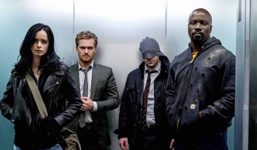 THE DEFENDERS TV Show Trailer 2: The Defenders Assemble to Save NYC [Netflix, SDCC 2017] | FilmBook