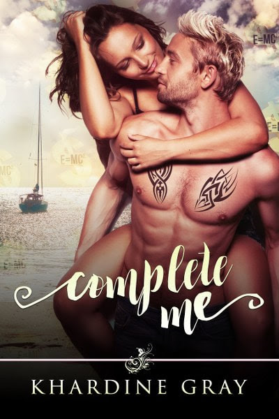 BOOK TOUR & GIVEAWAY: Complete Me by Khardine Gray