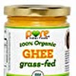 Amazon.com : Grassfed Organic Cultured Ghee 14 Oz. - Pure Indian Foods(R) Brand : Baking And Cooking Ghee : Grocery & Gourmet Food