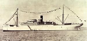 Le Hohenstein rebaptisé Tel Aviv sera revendu en 1937 au Japon