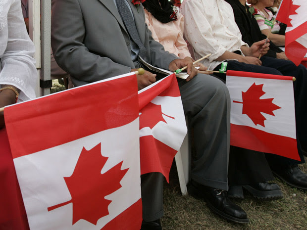 Canada expects to have welcomed about 260,000 immigrants to Canada by the end of this year; that's one of several findings in the annual immigration report, released Wednesday.