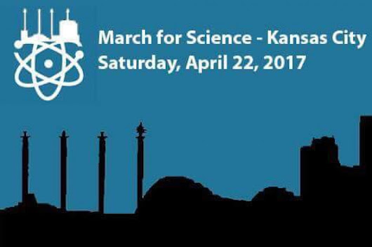 Click here to support March for Science - Kansas City by Ian Shea-Cahir