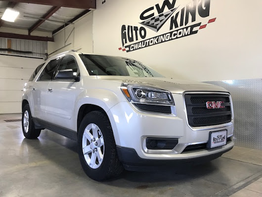 GMC Acadia SLE2 / All Wheel Drive / 7-Passanger / Financing Available / 2014 | CW Auto King