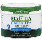 Green Foods Green Tea, Matcha, Organic - 5.5 oz