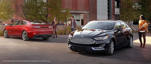 Fuel Efficiency | Ford® Electric & Hybrid Vehicles | EcoBoost® | Ford.com