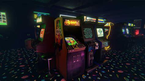 retro arcade pc