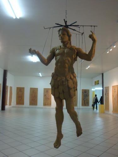 Espaço Cultural Gioconda do Grupo Uniasselvi/Fameblu apresenta: Suetonio Medeiros! by Menina Prendada -