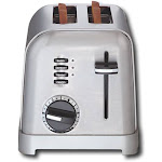 Cuisinart - Metal Classic 2-Slice Toaster - Stainless-Steel