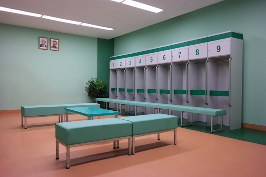 Did Wes Anderson Design North Korea?? You Decide.