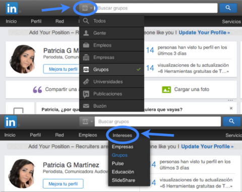 Los grupos de Linkedin como estrategia de Marketing online