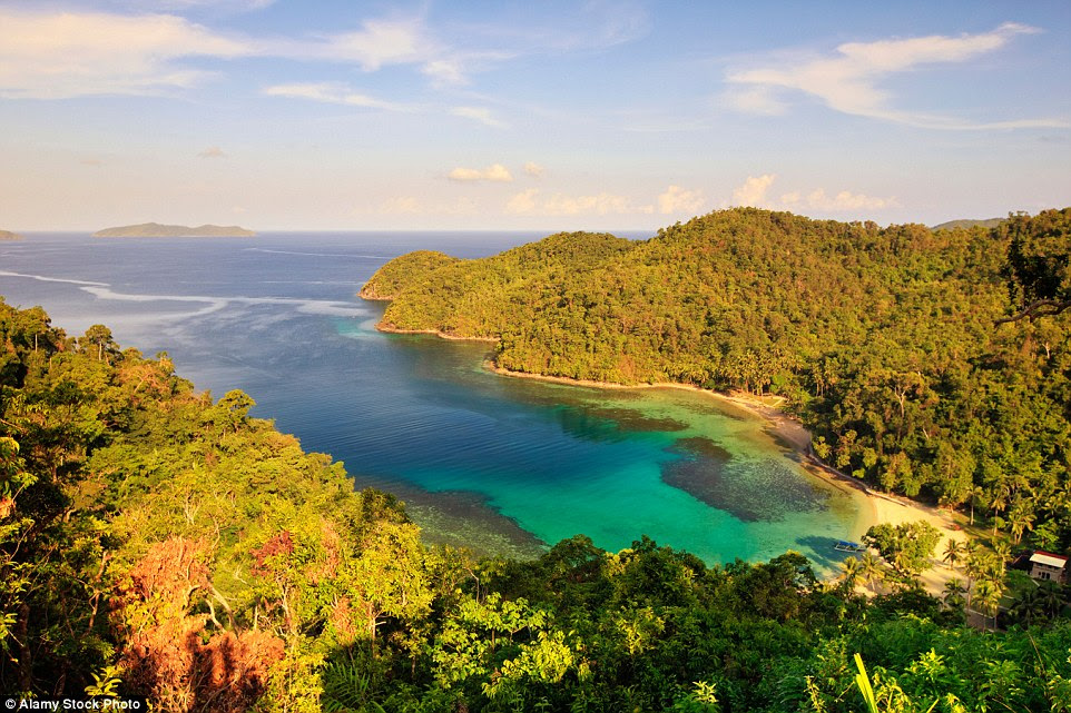 The island's white sanded shores have featured in Bourne Legacy, The Beach and James Bond film The World is Not Enough and hosted many celebrities too