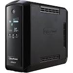 CyberPower CP850PFCLCD PFC 10-Outlets Sinewave UPS 850VA, 510 Watt