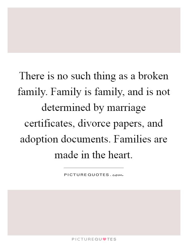 Broken Family Quotes Sayings Broken Family Picture Quotes