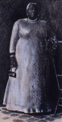 Mantonica Wilson by F. Lennox Campello, circa 1994.