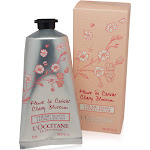 L'Occitane Cherry Blossom Hand Cream-75ml