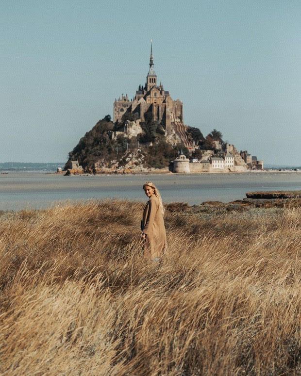 Hòn đảo cổ tích Mont Saint Michel: Hot không thua kém gì tháp Eiffel, thuộc top 3 địa điểm check-in ảo diệu nhất tại Pháp - Ảnh 10.
