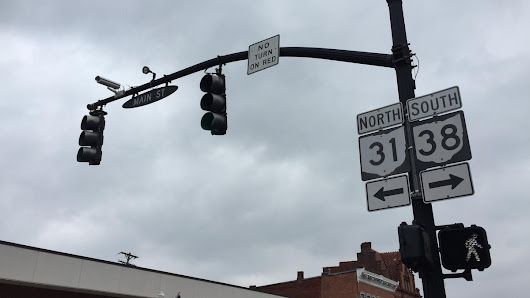 Marysville 'smart intersection' warns driver of a jaywalker around the corner - Columbus - Columbus Business First