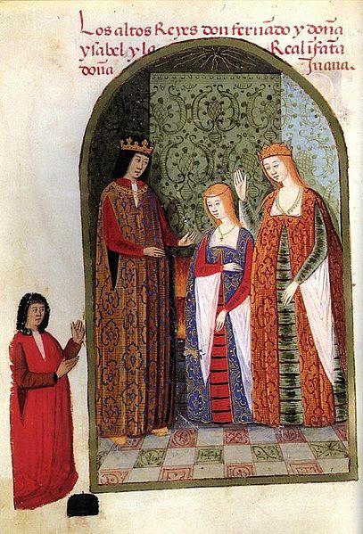 File:Los Reyes Católicos y la infanta doña Juana.jpg