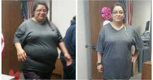 This Challenge Helped Melissa Lose 40 Kilos and 50 Inches Around Her Waist — in Just 1 Year