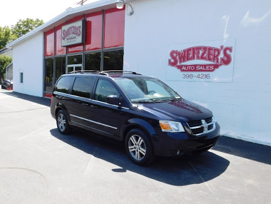 Used 2010 Dodge Grand Caravan SXT for Sale in Jersey Shore PA 17740 Sweitzer's Auto Sales
