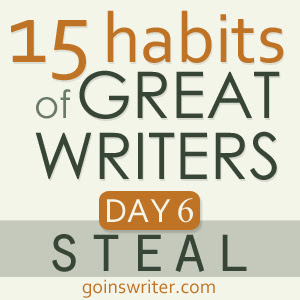 Great Writers Steal