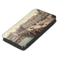 Glasgow Bridge, Glasgow, Scotland Galaxy S5 Pouch