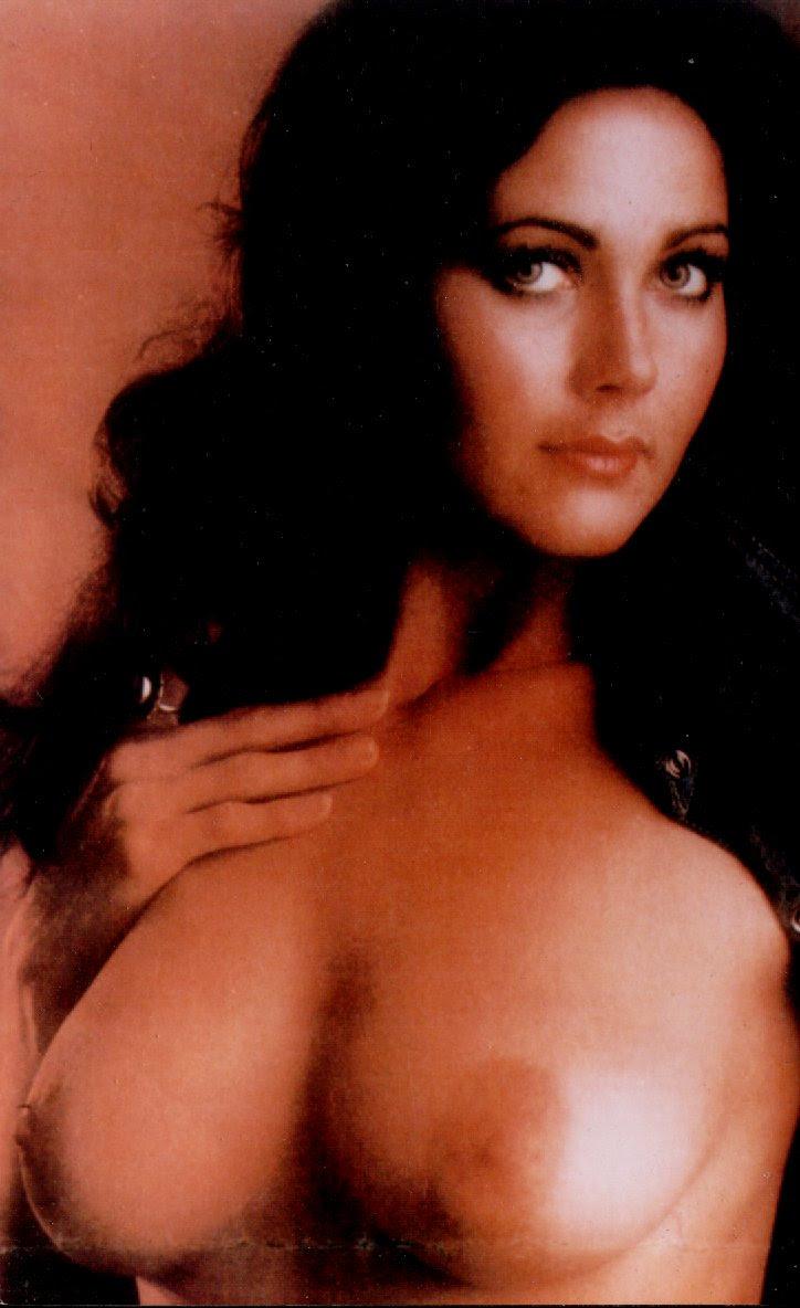 Linda Cordova  nackt
