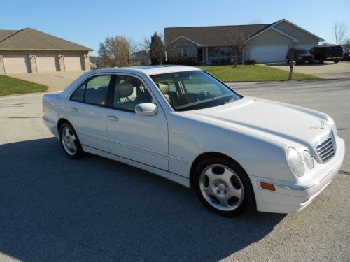Purchase used 2001 MERCEDES BENZ E 430 4DR LOADED VERY ...