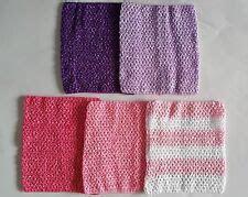 crochet fabric ebay