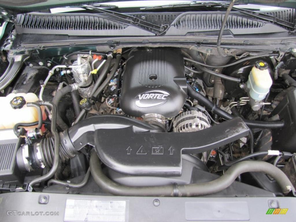 Tahoe Engine Diagram