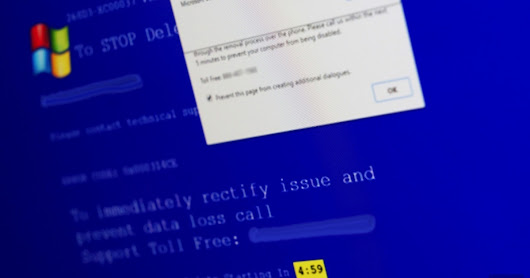 FTC cracks down on internet tech support scams