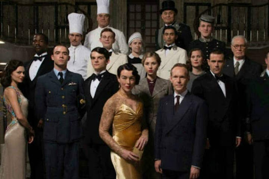 The Halcyon, Season One (2016) – The Night Life of Glitz and Glamour During the London Blitz | The Silver Petticoat Review