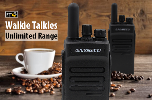 Win a FREE pair of 2-Way radios with nationwide range!