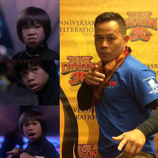 Ernie Reyes Jr. Needs a Kidney Transplant Please Share & Support!  | The Last Dragon Tribute