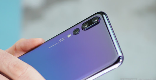 Huawei P20 Pro international giveaway!