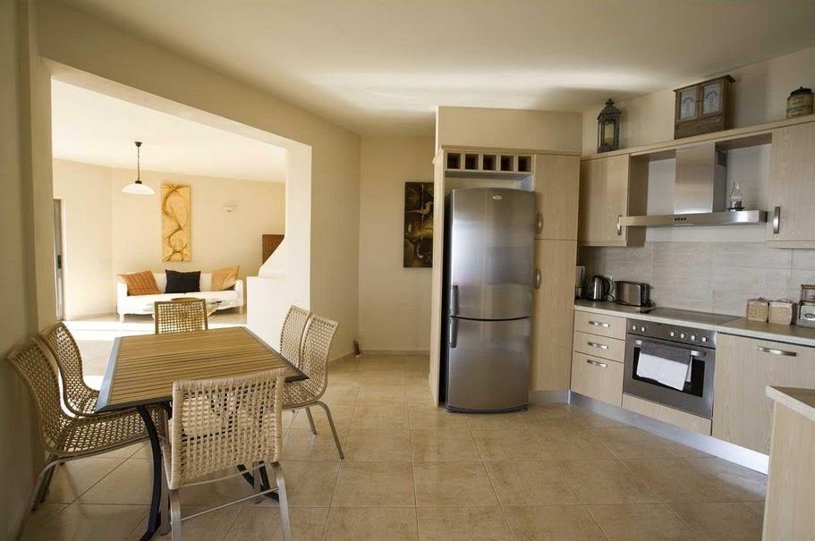 Desain Dapur dan Ruang Makan Terbuka  9 Desain  Rumah