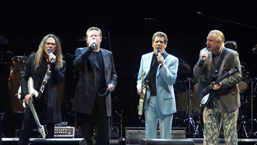 Eagles v. Hotel California: After Lawsuit, Band Reaches A Settlement : The Two-Way : NPR