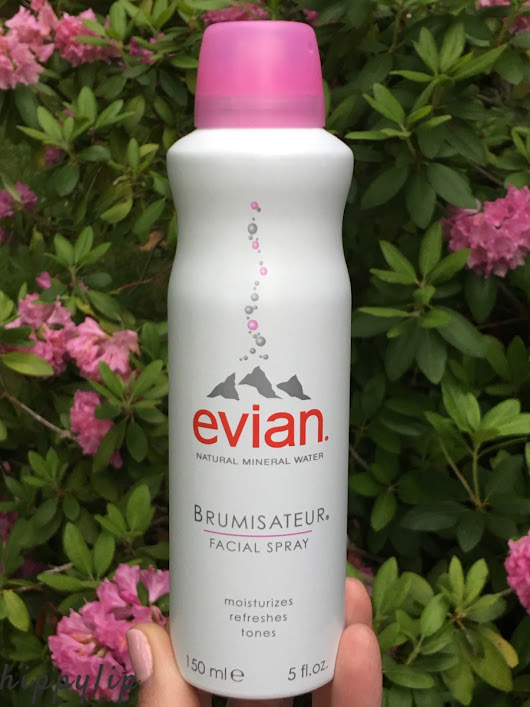 #StayCool With Evian Spray