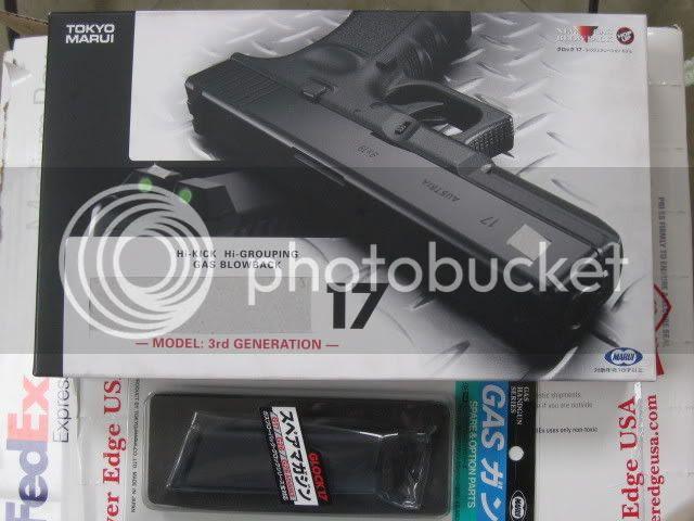 Marui G17 Box