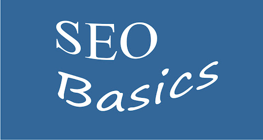 SEO Basics for Beginners | Websites And Seo