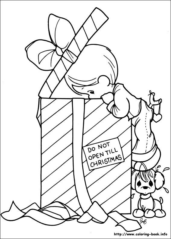 Precious Moments Nativity Clipart At Getdrawingscom Free For