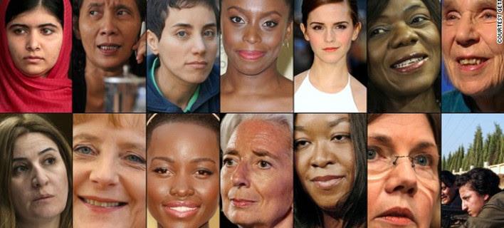 CNN: Αυτές είναι οι πιο σημαντικές γυναίκες του 2014 [εικόνες]