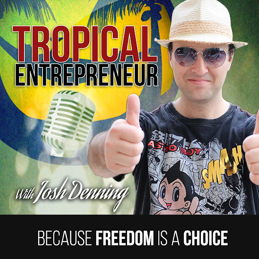 197: B2B Copywriting and Content Marketing with Rachel Foster. — The Tropical Entrepreneur Show