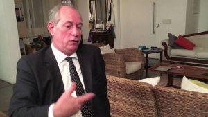 VEJA VÍDEO: Ciro será candidato 'se Lula não for'