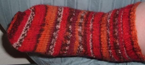 L Arches Sock